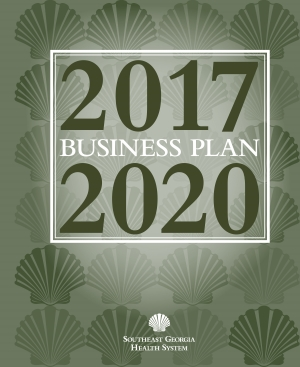 Cover of 2015 through 2018 Business Plan